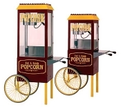 Popcorn Machines With Carts